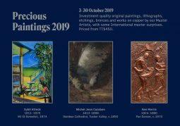 Precious Paintings 2019